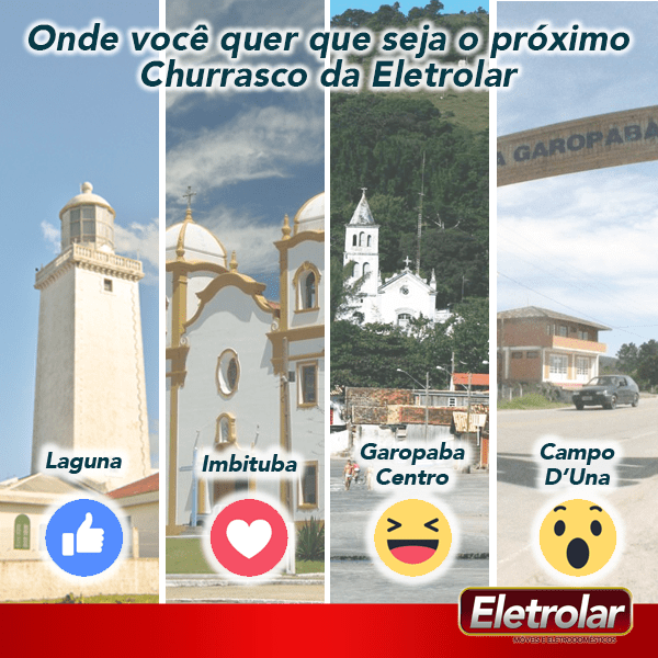 Churrasco Eletrolar