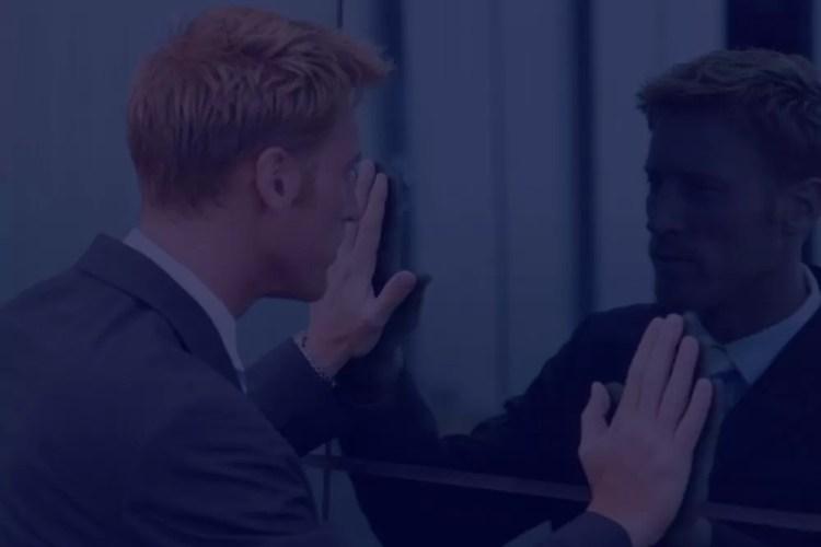 homem no espelho - mario motta