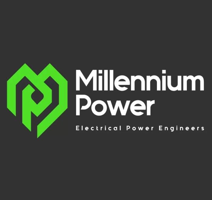 Millennium Power logo