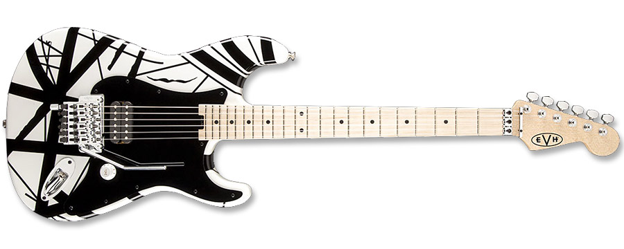 frankenstrat project evh the van halen striped series is well worth checking out if you cannot the time or money to build your own frankenstrat