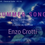 "Enzo Crotti: ""Summer Song"" – <br/>Chitarra Classica Fingerstyle"