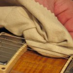 Pulizia della chitarra