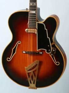 d'angelico chitarra semiacustica