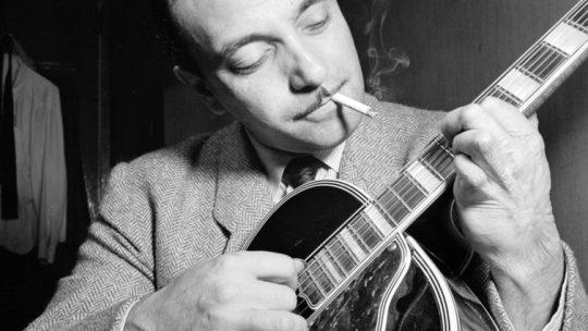 Storia della chitarra jazz: Django Reinhardt e Charlie Christian