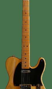 Chitarre elettriche storiche: Fender Telecaster