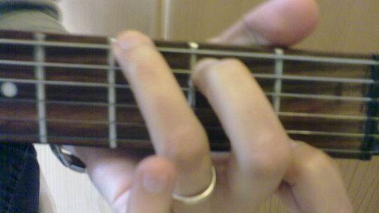 Lezione di chitarra: Il diagramma per accordi