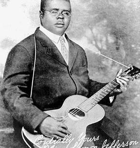 La nascita del Blues e della chitarra Blues