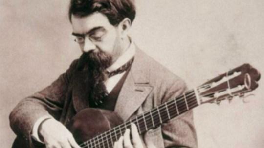 Chitarra classica: Lagrima di F. Tarrega