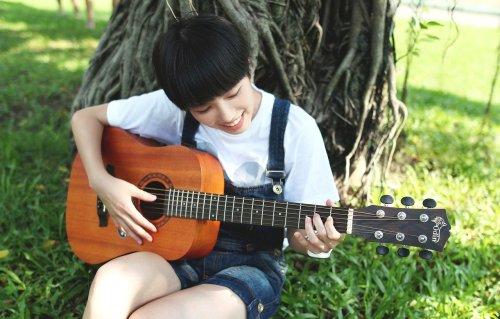 imparare con la chitarra
