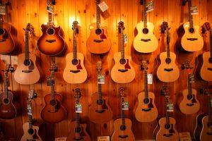 Tipi di chitarre acustiche per il fingerstyle e non solo