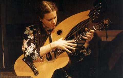 Michael Hedges, innovatore della chitarra acustica