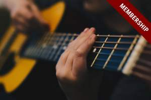 Foundation Guitar Course | Level 3 | Membership | Guitar Couch Lessons