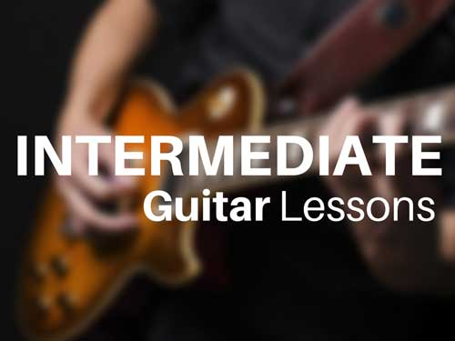 Intermediate Guitar Lessons In Reading | Guitar Couch Lessons