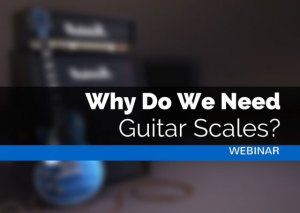 Why Do We Need Guitar Scales | Webinar | Guitar Couch Lessons