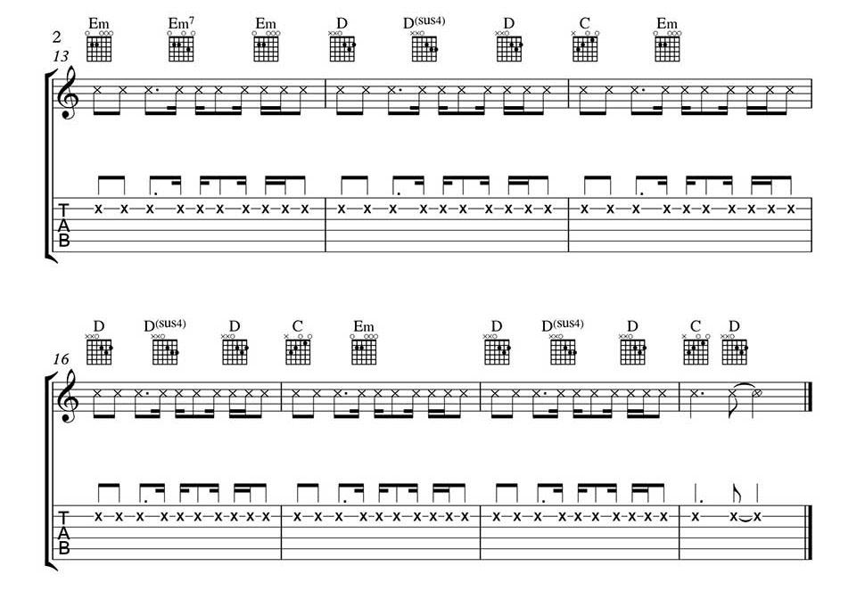 fast car guitar chords   Wordcars.co