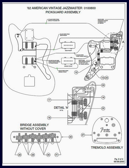 jaguar guitar wiring diagram jaguar image wiring fender jaguar wiring diagram wiring diagram on jaguar guitar wiring diagram
