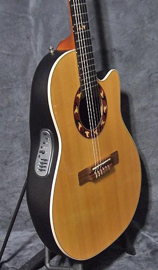 Guitare Village Guitare Acoustique D Occasion Ovation