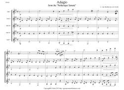 Adagio from Pathetique