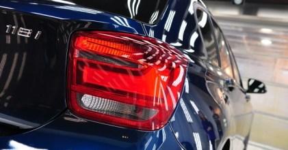 –德風輕食– BMW F20 118i Midnight Blue 開箱拍攝