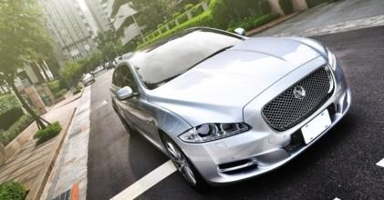–英倫紳士– Jaguar XJL 氣質開箱拍攝