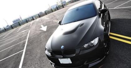 –獵黑寶馬– BMW E92 M3 台中開箱拍攝
