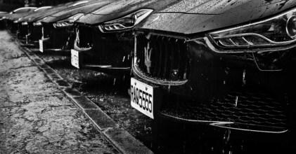 –海神來聚– 瑪莎拉蒂 Maserati Ghibli 車聚側拍