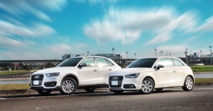 –三國曹仁– Audi Q3 & A1 同場開箱拍攝