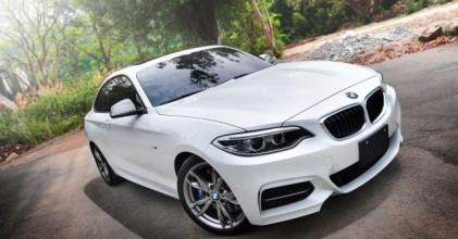 –新2勢力– BMW F22 M235i 超級新秀 開箱拍攝