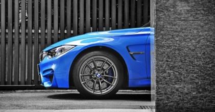 –跑房新星– BMW F80 M3 藍 開箱拍攝