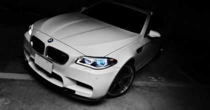 –低調野獸– BMW F10 M5 Facelift 小改款 開箱拍攝