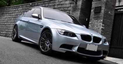 –末代經典– BMW E90 M3 銀藍 開箱分享