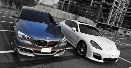 –扭轉印象– BMW F07 5GT AC Package & Panamera S Sport Design Package