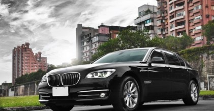 –操控不滅– BMW F02 740Li Facelift 開箱拍攝