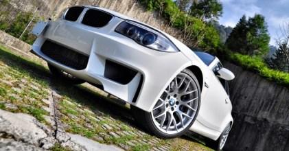 –寶貝怪獸– BMW 1M Coupe 開箱拍攝