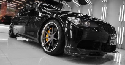 –黑色旋風– BMW E92 335i 開箱拍攝