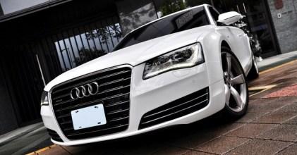 –科技旗艦– Audi A8L 開箱拍攝
