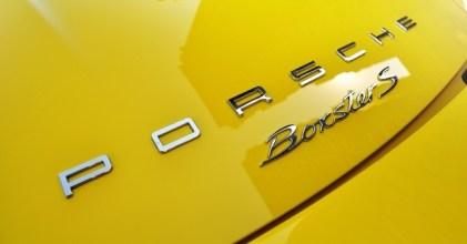 –極度騷包– Porsche 保時捷 981 Boxster S 閃黃開箱拍攝