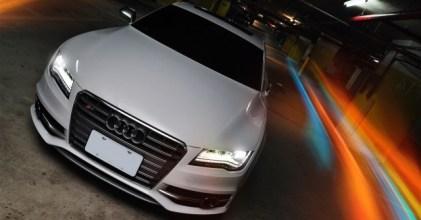 –性能跨界– Audi S7 Sportback 開箱拍攝