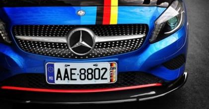 –魅力A咖– Mercedes Benz A Class 開箱拍攝