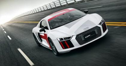 爸,您回來了 – New Audi R8 V10 源自賽魂的動人超跑 By 吉他腳GuitarFeet