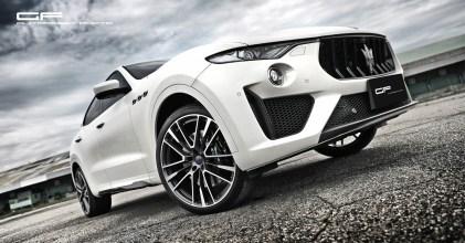 怒海戰神 – Maserati Levante Trofeo 狂暴 LSUV 重量級登場