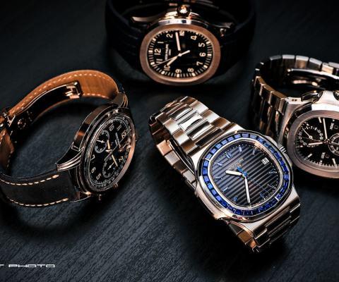 錶王集結 – 百達翡麗 Patek Philippe 5168G、5172G、5990/1A、5711/111P-001 七夕團圓 壓力分享