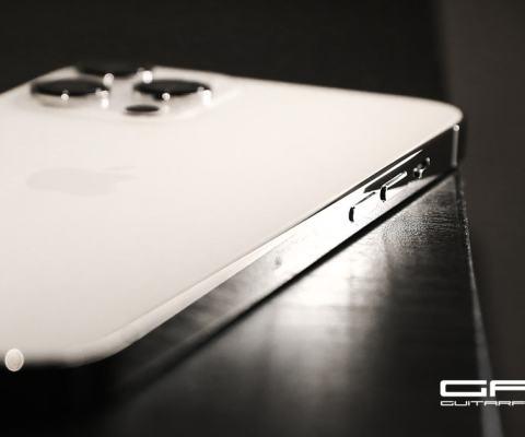 冷門極白 – Apple iPhone 12 Pro Max 開箱 By 吉他腳 GuitarFeet