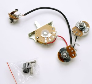 Telecaster Humbucker Complete Wiring Harness PreAssembled