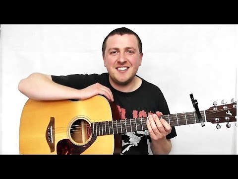 Learn 10 Easy Beatles Guitar Songs With Only 4 Chords – How To Play ...