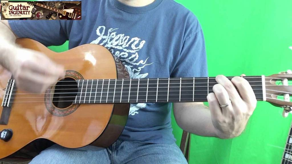 How To Play 'Little Drummer Boy' On Guitar – Beginner Guitar Chords | Guitar Grotto