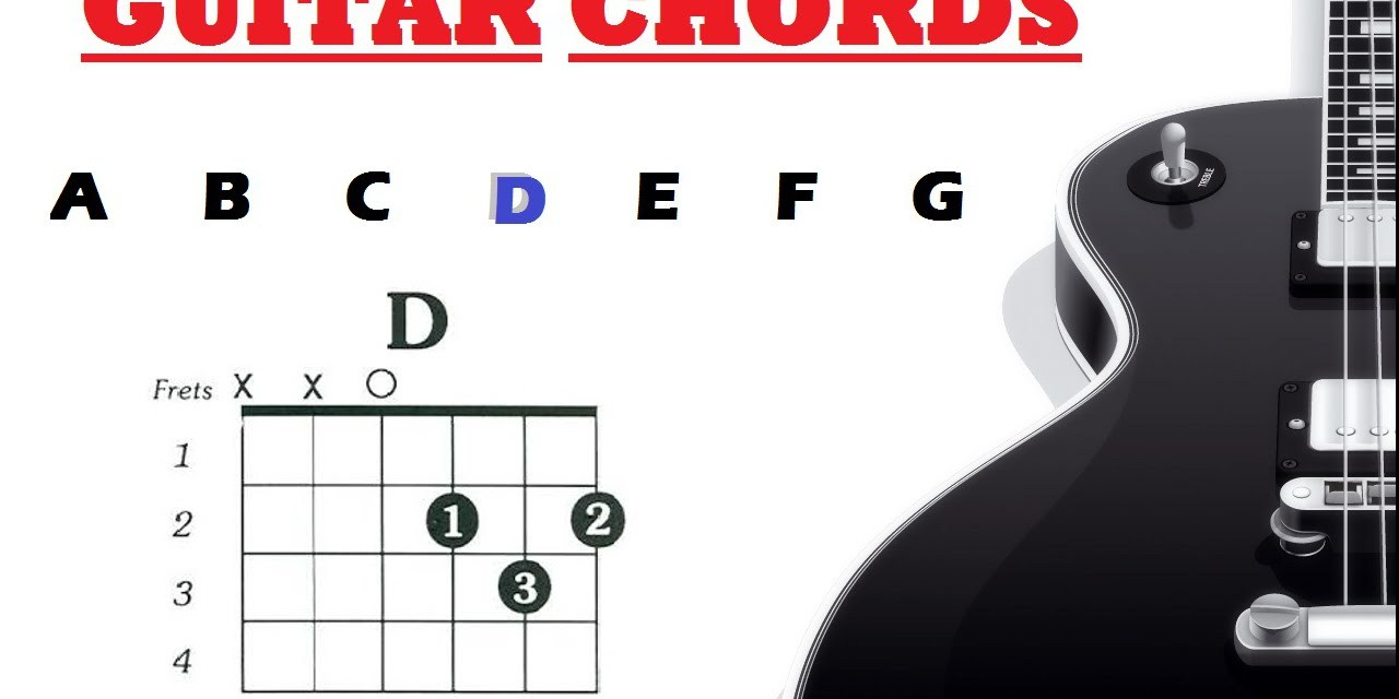 Guitar Chord Shapes Easy Guitar Lesson For Super Begginers Hindi