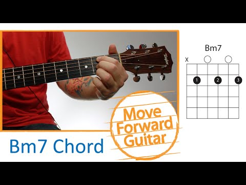 Guitar Chords for Beginners – Bm7 | Guitar Grotto