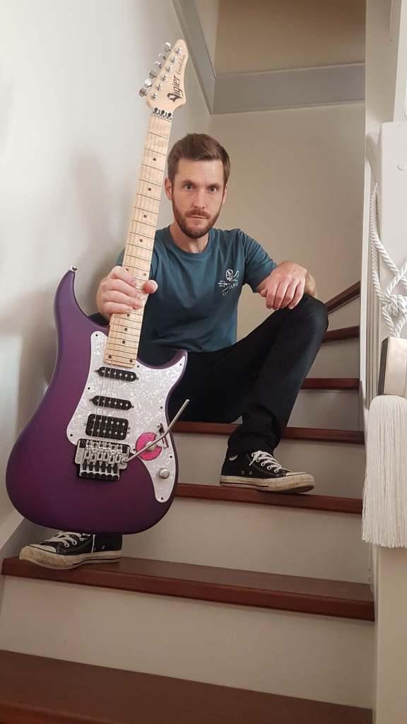 Arnaud Godefroy Guitar Hacks