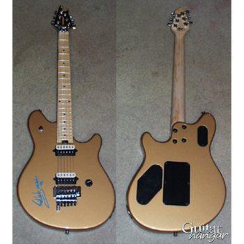 Wolfgang Electric Guitar Autographed by Eddie Van Halen